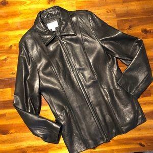 Women's Genuine Leather jacket!!